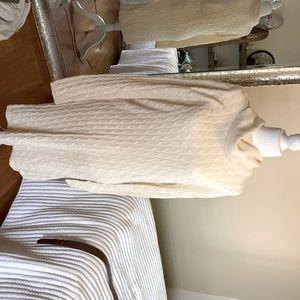 Long sleeve sweatershirt/dress